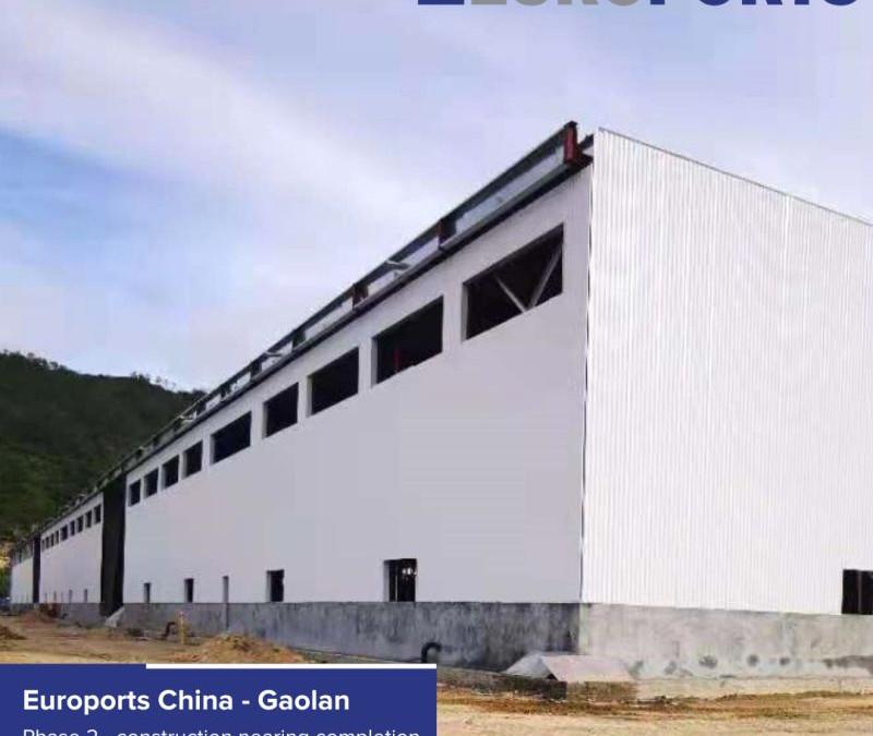 Euroports Gaolan Terminal