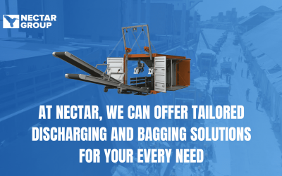 Nectar's COMPAC bagging machines